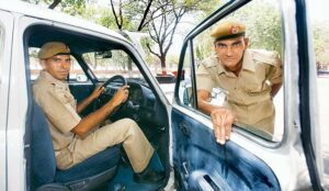 Maharashtra Police Driver Recruitment